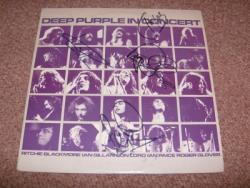 IN CONCERT AUTOGRAPHED
