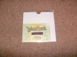 JUDAS PRIEST BHAM STUB