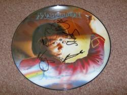 KAYLEIGH 12PIC DISC FULLY SIGNED