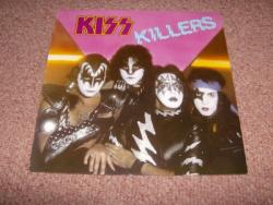KISS KILLERS LP CANL 1