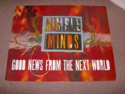 LARGE SIGNED S MINDS DISPLAY