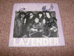 LAVENDER CANADIAN 7PS FULLY SIGNED