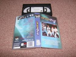 LIVE ALIVE VHS QUO VIDEO