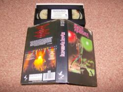 LIVE AT RAINBOW VHS VIDEO