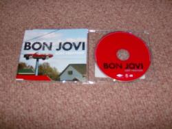 LOST HIGHWAY PROMO CD SINGLE PS