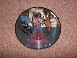 LOVE HURTS PDISC SIGNED