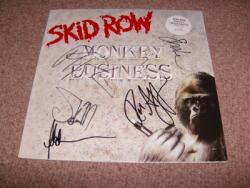 M BUSINESS 12PS SIGNED
