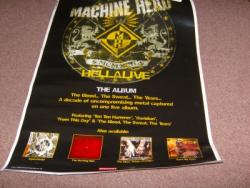 MACHINE HEAD LIVE PROMO POSTER