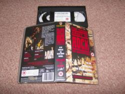 MONSTERS IN MOSCOW VHS VIDEO