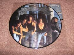 NEW JERSEY US LP PIC DISC