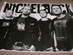 NICKELBACK LARGE POSTER