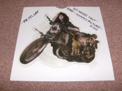 NOWHERE FAST SHAPED PIC DISC