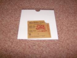 OZZY 1986 BHAM ODEON STUBS