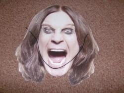 OZZY MASK