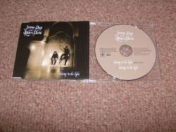 PAGE AND PLANT SHINING CD PROMO