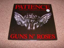PATIENCE UK 12INCH PS
