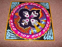 ROCK AND ROLL OVER UK LP