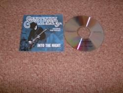 SANTANA INC CHAD KROEGER NIGHT CD PROMO