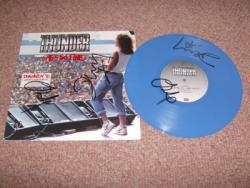 SO FINE 10INCH BLUE SIGNED 2X2