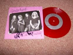 TAKE IT FRENCH RED VINYL 7PS SIGNEDX2