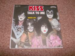 TALK TO ME GERMAN 7INCH PS