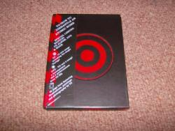 U2 DISMANTLE DVD AND CD LIMITED EDTION