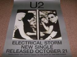 U2 ELECTRICAL POSTER