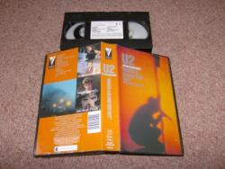 UNDER A BLOOD RED SKY VHS VIDEO