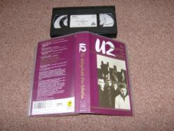 UNFORGETTABLE FIRE VHS VIDEO