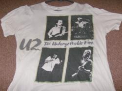 UNFORGETTABLE TOUR SHIRT