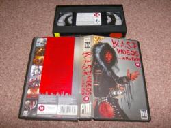 VHS VIDEOS IN THE RAW