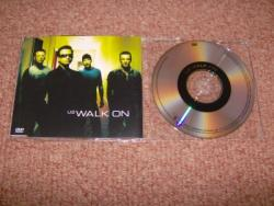 WALK ON DVD CD SINGLE