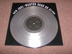 WANTED SILVER 12INCH PS