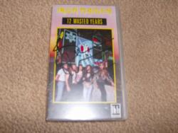 WASTED VHS SIGNED