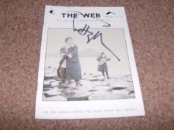 WEB WINTER 89  90 SIGNED
