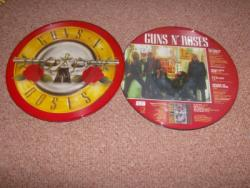 WELCOME RED 12INCH PIC DISC
