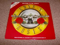 WELCOME RED UK 12INCH PS