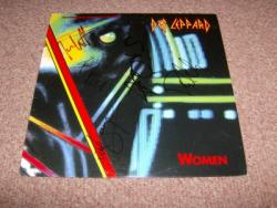 WOMEN 12INCH US PROMO FULLY SIGNED