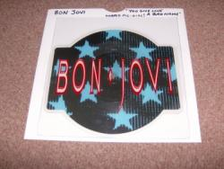 YOU GIVE LOVE PIC DISC