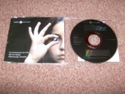 YOUR GONE UK PROMO CD PS