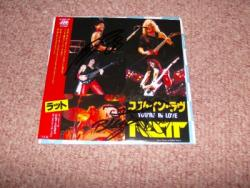 YOUR IN LOVE JAP 7 SIGNED